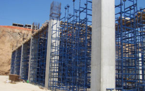 H TOWER Kalıp Altı İskele Sistemleri