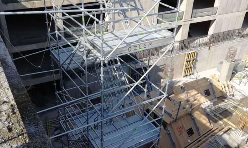 STAIRTOWER Merdiven Kulesi